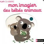 Livre Kididoc : Mon imagier des bébés animaux