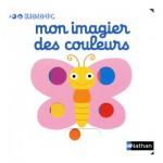 Livre Kididoc : Mon imagier des couleurs