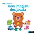 Livre Kididoc : Mon imagier des jouets
