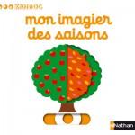 Livre Kididoc : Mon imagier des saisons
