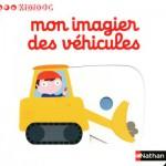 Livre Kididoc : Mon imagier des véhicules