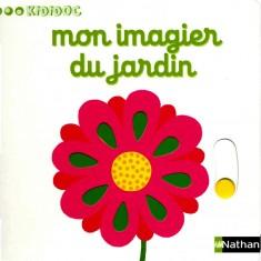 Livre Kididoc : Mon imagier du jardin