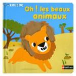 Livre Kididoc : Oh ! les beaux animaux
