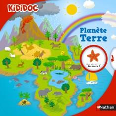 Livre Kididoc : Planète Terre