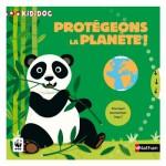 Livre Kididoc : Protégeons la planète !