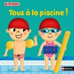 Livre Kididoc : Tous à la piscine !