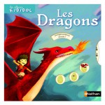 Livre Les albums Kididoc : Les Dragons