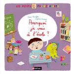 Livre Les petits philozenfants : Pourquoi je vais à l'école ?