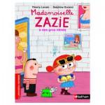 Livre Mademoiselle Zazie a des gros nénés