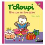 Livre T'choupi fête son anniversaire