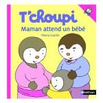 Livre T'choupi Maman attend un bébé