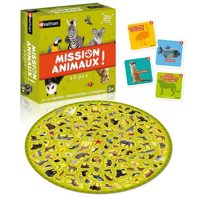 Mission animaux - Nathan-31468