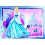 Puzzle 100 pièces : Cendrillon Vie de princesse