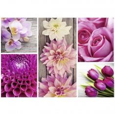 Puzzle 1000 pièces : Composition florale