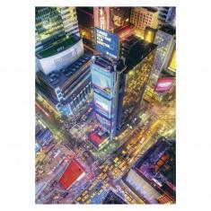Puzzle 1000 pièces : Times Square