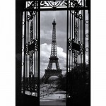 Puzzle 1000 pièces - Tour Eiffel, Paris