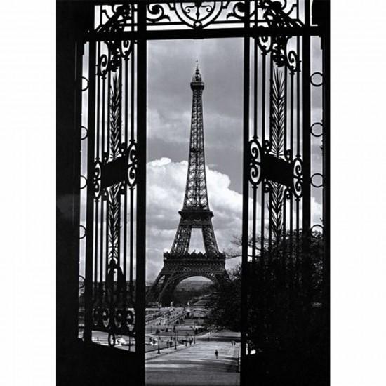Puzzle 1000 pièces - Tour Eiffel, Paris - Nathan-Ravensburger-87570