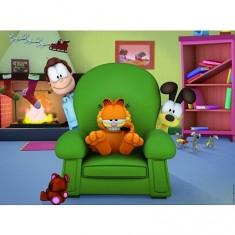Puzzle 150 pièces Maxi - Garfield et ses amis