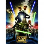 Puzzle 150 pièces - Star Wars : Clone Wars 3