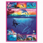 Puzzle 2000 pièces : Ocean Harmony