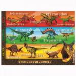 Puzzle XXL 250 pièces : L'ère des dinosaures