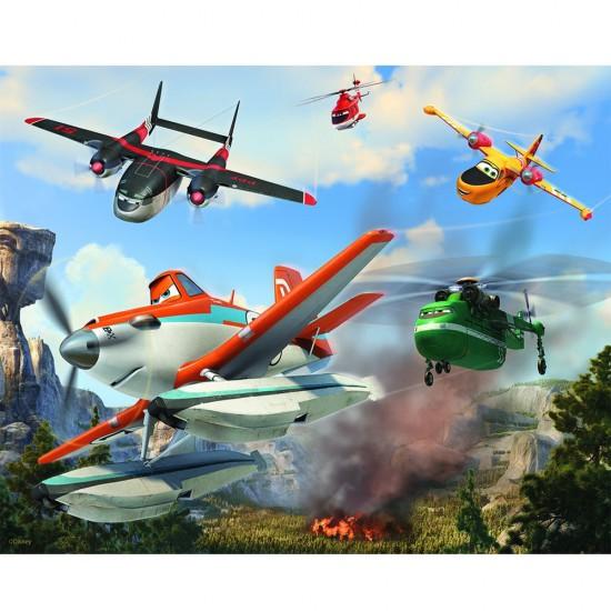Puzzle 30 pièces : Planes 2 : Héros en mission - Nathan-Ravensburger-86334