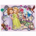 Puzzle 30 pièces : Sofia et Ambre