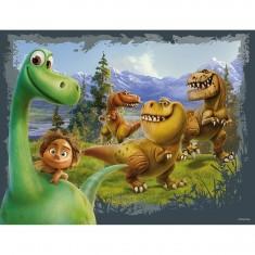 Puzzle 30 pièces : Arlo et ses amis