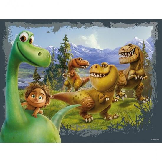 Puzzle 30 pièces : Arlo et ses amis - Nathan-Ravensburger-86345