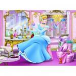 Puzzle 45 pièces - Princesses Disney : La belle Cendrillon