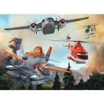Puzzle 45 pièces : Planes 2 - Mission canadair