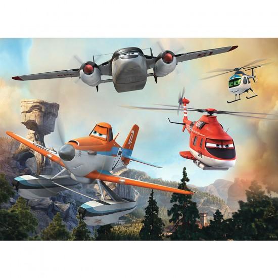 Puzzle 45 pièces : Planes 2 - Mission canadair - Nathan-Ravensburger-86527