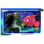 Puzzle cadre 15 pièces : Le monde de Nemo : Chez Le Dentiste