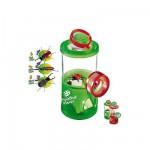 Boîte loupe pour insectes : Triple