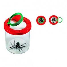Boîte loupe pour insectes