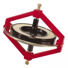 Navir Gyroscope : Rouge