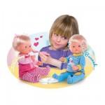 Bébés Nenuco 35 cm Les jumeaux interactifs