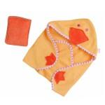 Coffret vêtements pour poupée 42 cm Nenuco : Peignoir jaune