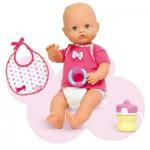 Poupée Nenuco : Nouveau-né fait des bulles