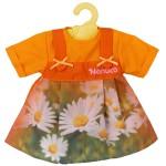 Robe pour poupée Nenuco 42 cm : Orange