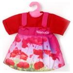 Robe pour poupée Nenuco 42 cm : Rouge
