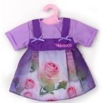 Robe pour poupée Nenuco 42 cm : Violette
