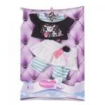 Vêtement pour Bébé Nenuco 42 cm : Tenue rock