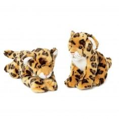 Peluche : WWF Jaguar à l'unité
