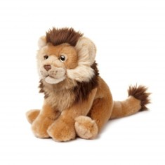 Peluche : WWF Lion Sauvage 23 cm