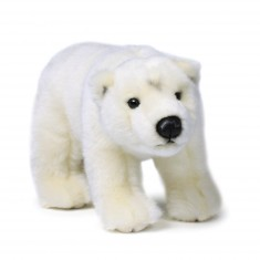 Peluche : WWF Ours Polaire 23cm