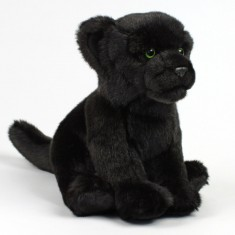 Peluche : WWF Panthère noire 23 cm