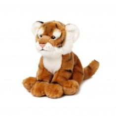 Peluche : WWF Tigre Sauvage 23 cm
