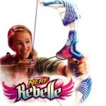 Arc électronique Nerf Rebelle Agent Secret : Bleu