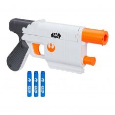 Pistolet Nerf Blaster Class II : Star Wars : Rey